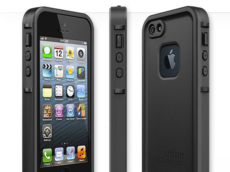 CES 2013: Take Your iOS Device Absolutely Anywhere With A LifeProof Case