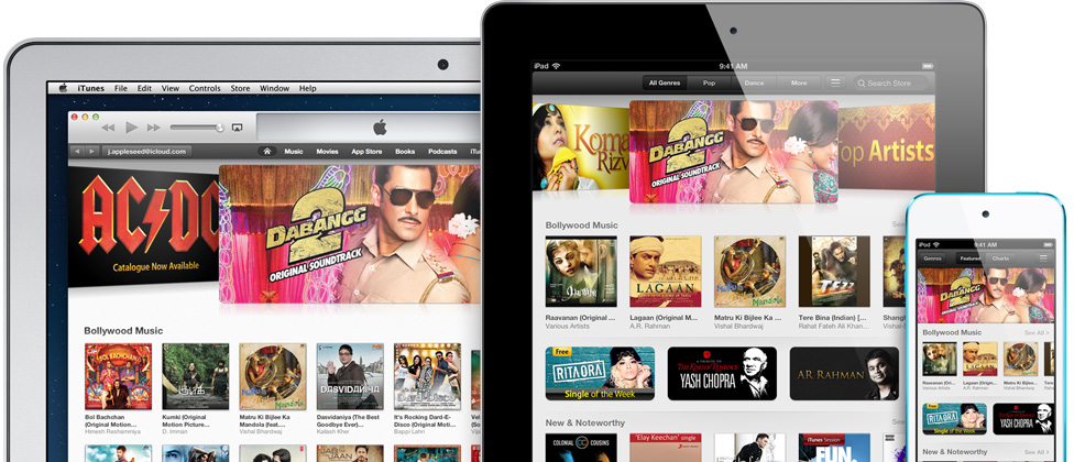 In Shift In Strategy, Apple Slashes The Price Of iTunes Songs To 29 Cents ... In India