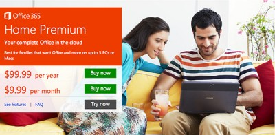 Microsoft Launches Office 365 Home Premium While iOS Users Are Still Left Out In The Cold
