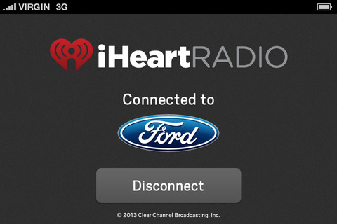 Listen To Great Radio Wherever You Go With iHeartRadio For Auto