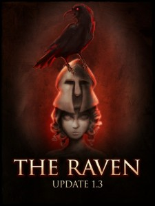 Something's Tapping At The Door ... It's iPoe 2's 'The Raven' Saying Nevermore