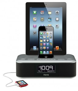 CES 2013: iHome Introduces New Lightning Docks, Retro Boombox And More
