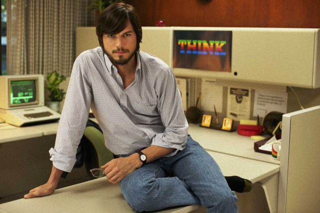 Steve Jobs Biopic Starring Ashton Kutcher Coming To Theaters April 19