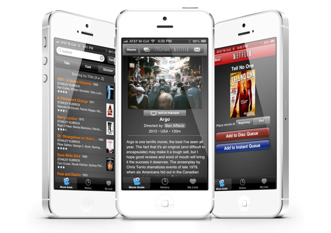 Make The Popcorn As The Leonard Maltin Movie Guide App Is Updated For 2013