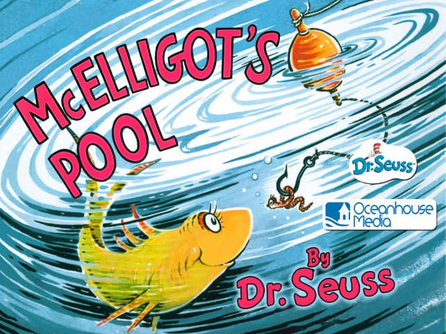 Dr. Seuss Fans Will Find This Cool, Oceanhouse Media Releases McElligot's Pool