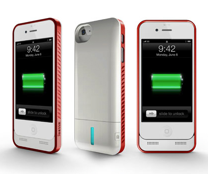 CES 2013: iBattz Debuts Extensive Line Of Battery Cases For The iPhone 5