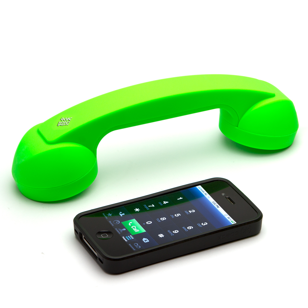 CES 2013: Native Union Shows Off Its Line Of Retro-Style Bluetooth Handsets