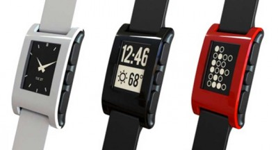 CES 2013: The Pebble Watch Will Begin Shipping To Kickstarter Backers Later This Month
