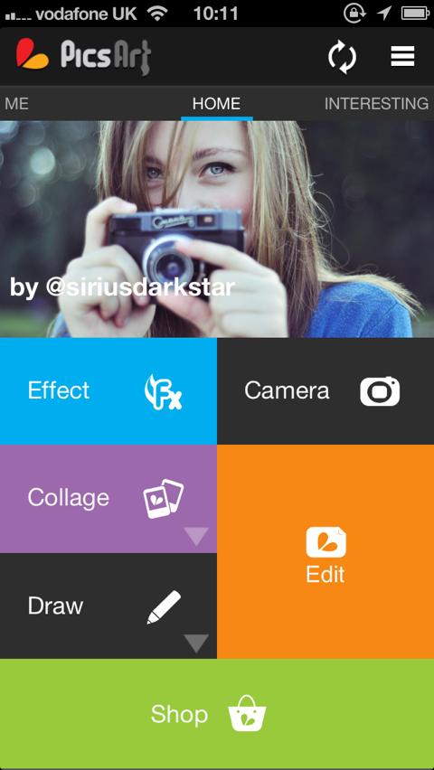 PicsArt Has Enough Options To Satisfy Anyone's Photo Editing Needs