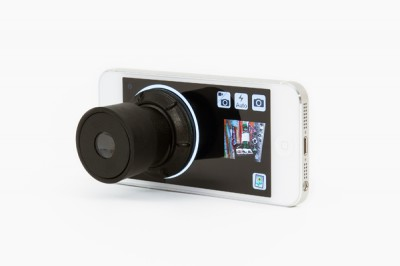 The Newest Gadget From Photojojo Brings A Real Viewfinder To The iPhone