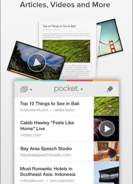 Pocket Update Adds A Treasure Trove Of New Features And Improvements