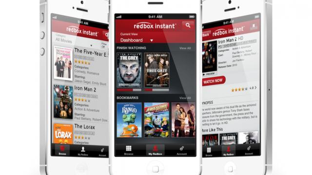 Netflix Should Fear Redbox Instant by Verizon Service