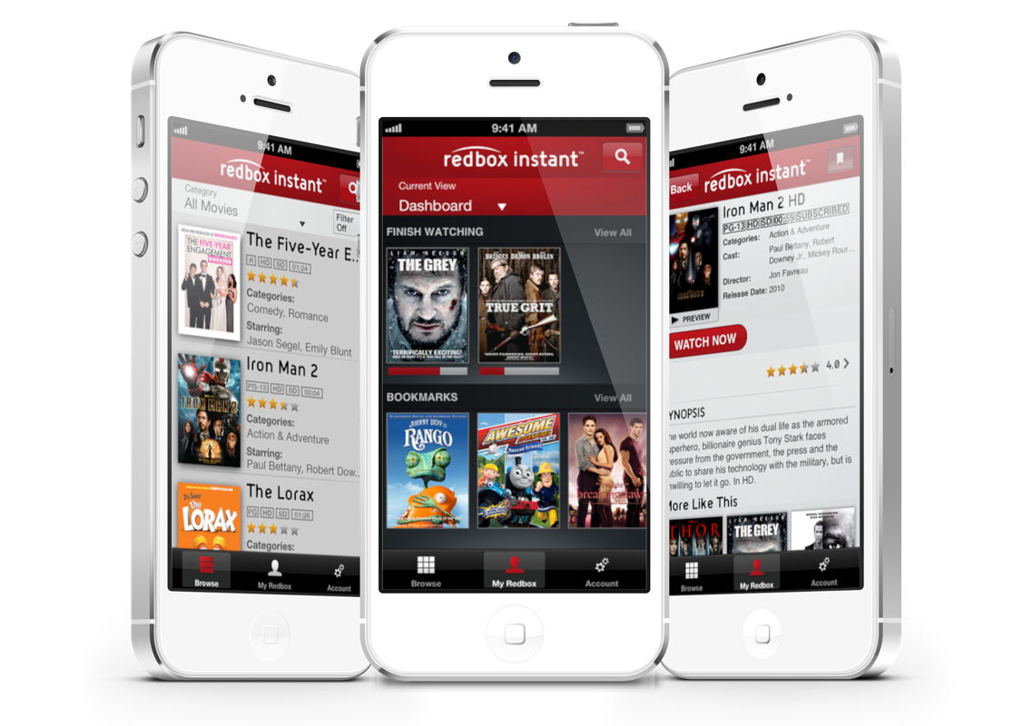 Netflix Should Fear Redbox Instant by Verizon Service
