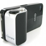 The SnappGrip Will Turn Your iPhone Into A Point-And-Shoot Camera