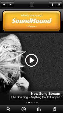SoundHound Updated With Faster Recognition Speeds And Accuracy