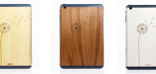CES 2013: Toast Shows Off Form Fitting Wooden Cases For iDevices
