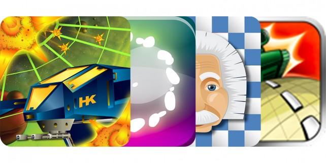 Today's Best Apps: Draw Wars, Chromaverse, Chekked And More