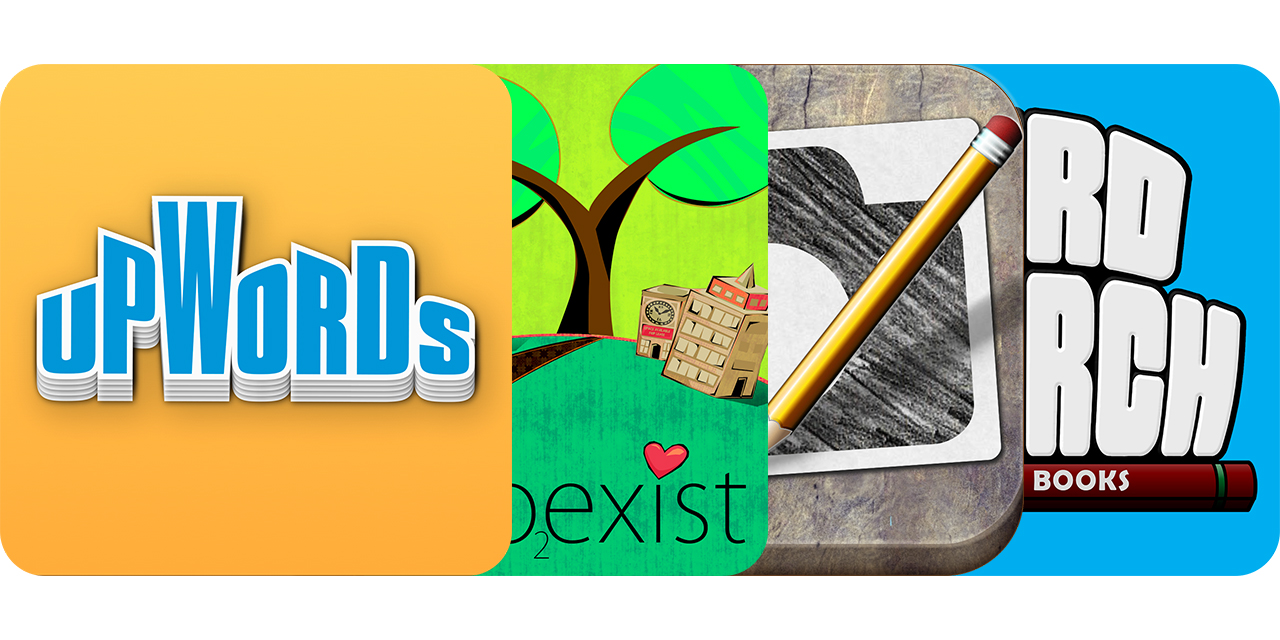 Today's Best Apps: Upwords, Coexistence, Portray And More