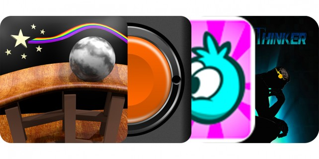 Today's Best Apps: Labyrinth Lunacy, PureShot, Kiwi Run And More