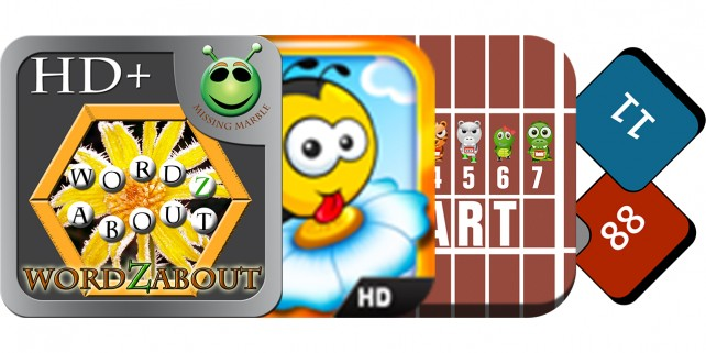 Today's Best Apps: WordZAbout, Bee Story, The Great Race And More