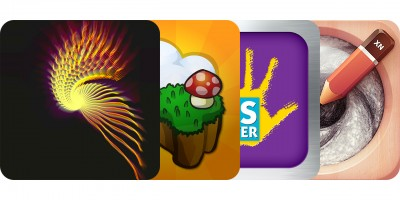 Today's Best Apps: Light Creations, Doggie Blues 3D, Kids Discover Galaxies And More