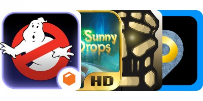 Today's Best Apps: Ghostbusters, Sunny Drops, Totem Dash And More
