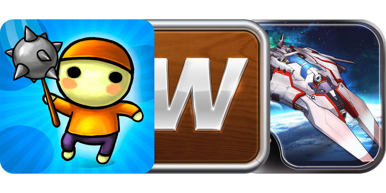 Today's Best Apps: Mushroom Wars, WordBox And BladeZ