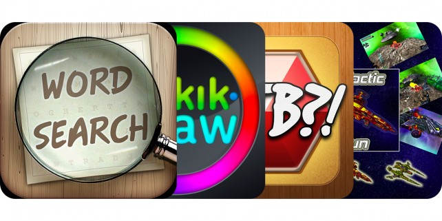 Today's Best Apps: Word Search By Sofie, Kik Draw, What The Block And More