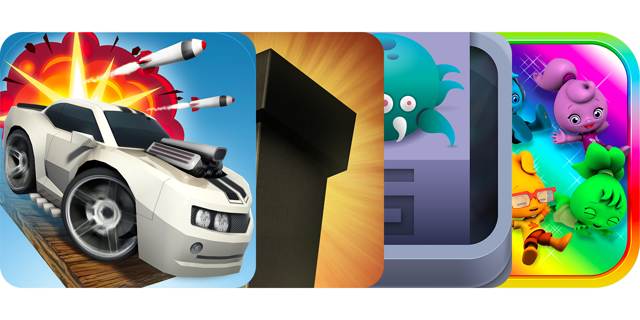 Today's Best Apps: Table Top Racing, Little Inferno, Stratosphere And More
