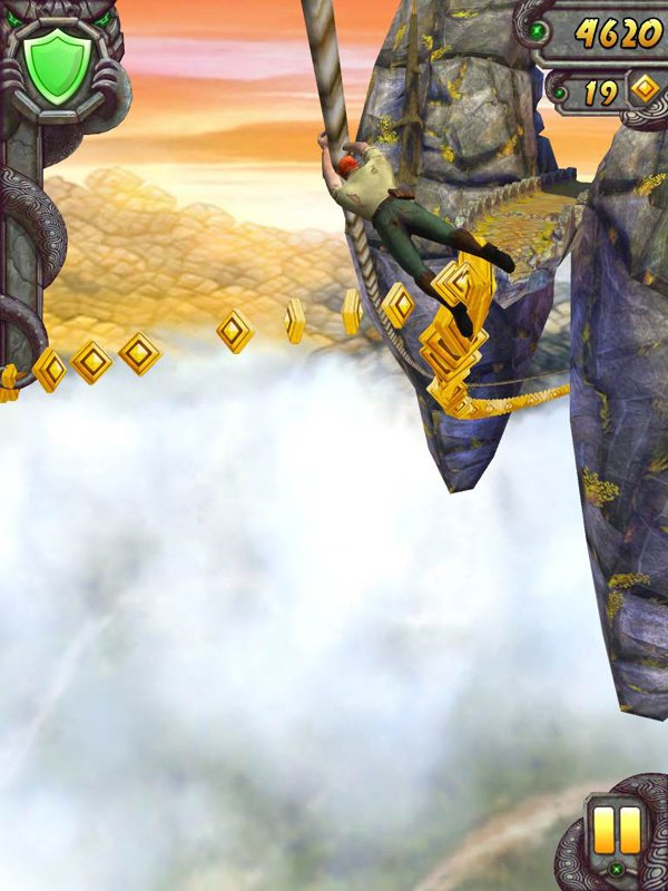 Temple Run 2 Smashes Record With 50 Million Downloads In Less Than Two Weeks