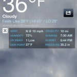 The Weather Is Big Business On Mobile Devices