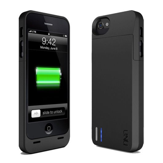 CES 2013: Double Your Battery Life With The uNu iPhone 5 Battery Case
