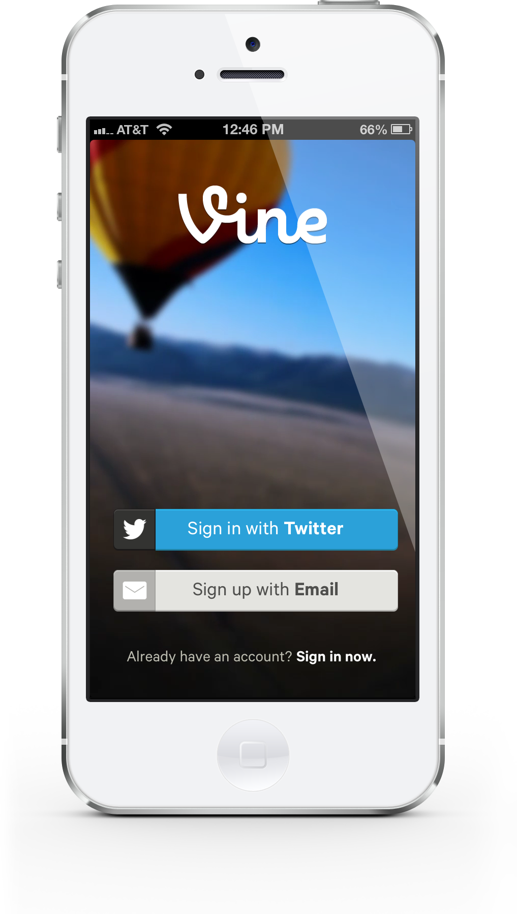 Twitter Launches Vine Video-Sharing Service For iPhone