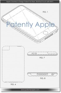 Apple Awarded Five New Design Patents, Some With Steve Jobs' Name Attached
