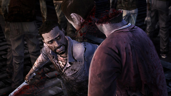 Spoiler Alert - Check Out The Difficult Choices The Players Of Walking: Dead The Game Made In The Final Episode