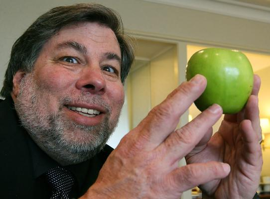 Woz Says That Apple's Cool Factor Is Waning, Company Must Shift Beyond Premium Brand