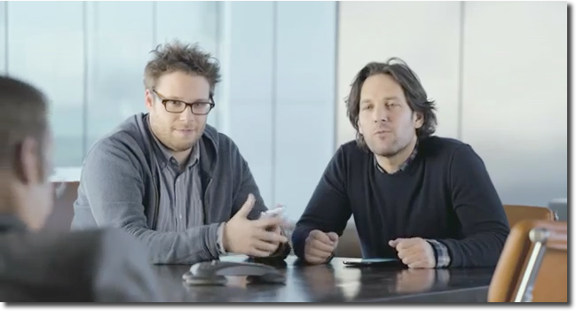 Admit It, Samsung's Super Bowl Ad Is Funny Even Though It Pokes Fun At Apple
