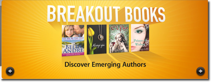 Self-Published 'Breakout Books' Now Featured In iBookstore