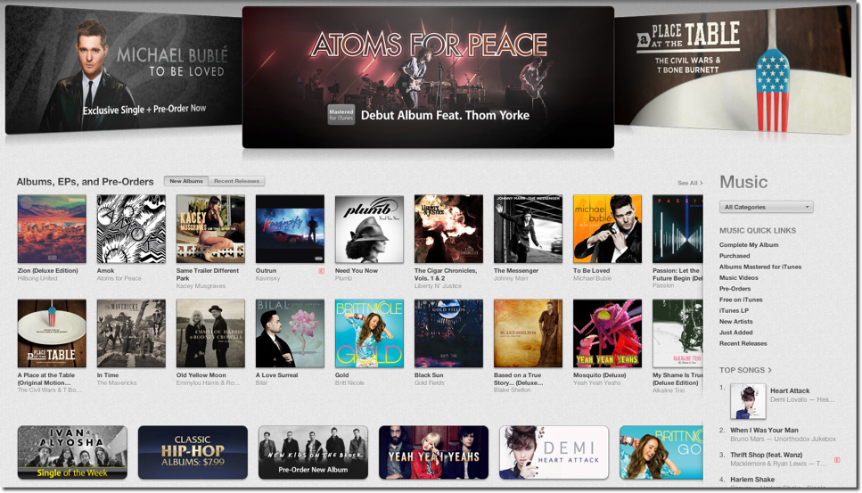 Apple's iTunes Store Accounts For 60 Percent Of Worldwide Digital Music Revenues