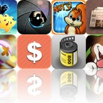 Today's Apps Gone Free: Luna Bears, Big Lens, Nuts! And More