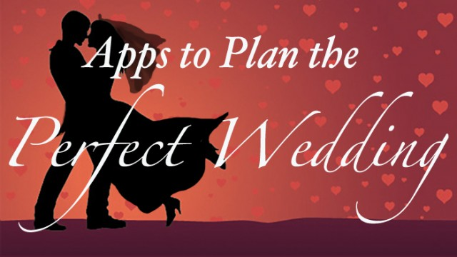 Let Your iDevice Be Your Wedding Planner