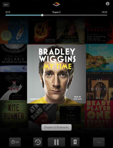 Listen To Your Audiobooks On The Go With The New Universal Version Of Audible