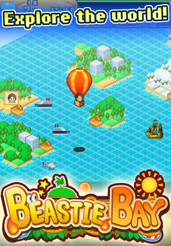 FarmVille Meets Pokemon In Kairosoft's Newest iOS Offering, Beastie Bay