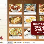 Macworld/iWorld 2013: CROCK-POT Recipes – This is Not Your Grandma's Slow Cooker Recipe