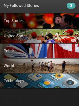 Circa News Updated With New Technology Category And Improved Sharing Interface
