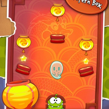 Cut The Rope Lights Up With Lots Of Paper Lanterns In Chinese New Year Update