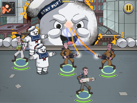 If There's Something Strange In Your iDevice, Who Ya Gonna Call? Ghostbusters!