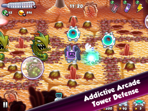 Engage In Medical Mayhem In This Tower Defense Game To Heal Them All