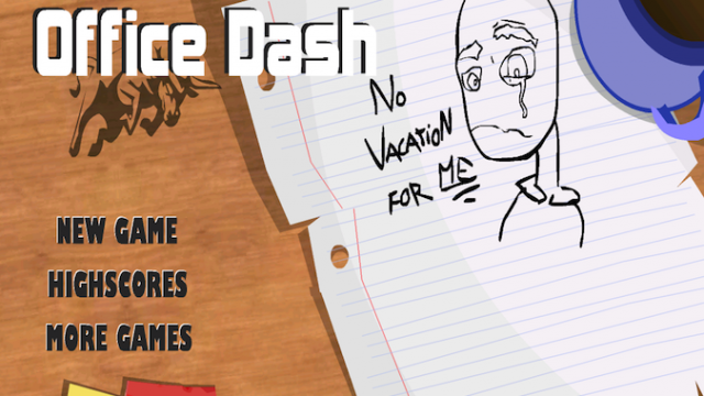 Quirky App Of The Day: Office Dash Brings Violent Entertainment To Work