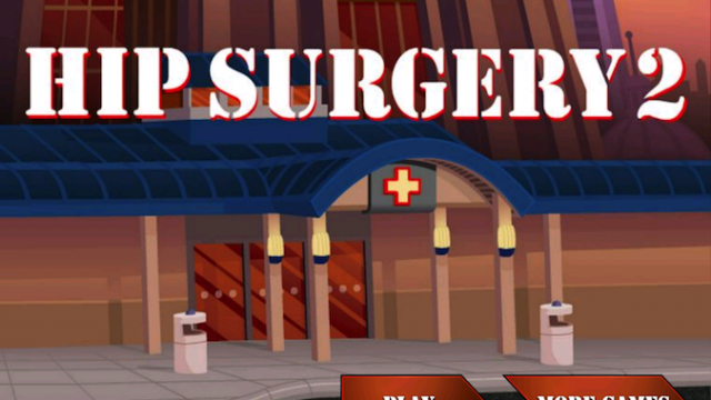 Quirky App Of The Day: Hip Surgery Is Not Just A Game